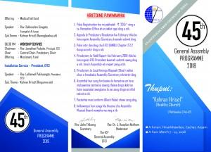 front general assembly leaflet p